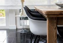 Inspirerende vloeren / Natuursteen vloeren toegepast in inspirerende interieurs.