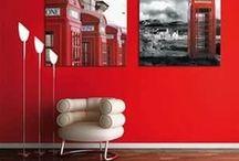 Diseño Rojo / by Maria Eugenia Lucero