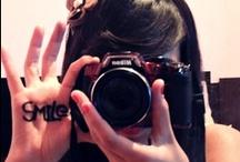 Inspiración imagem Paulla Mendon. / A fotografia nunca se revela por inteiro quando você se desmancha por alguém. Essas relações lembram uma foto polaroid: a imagem vai aparecendo aos poucos. Algumas coisas se distanciam do sentimento original, mas isso é a vida.