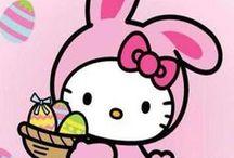 Hello Kitty / Todo para mis pequeñitas / by Paty Cuenca ♥ ♥ ♥