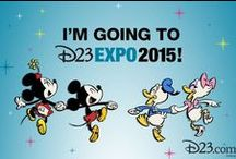D23 Expo / The ‪#‎D23Expo‬ begins on Aug. 14! Can't make it? Don't worry! We'll keep you covered on all the latest news and info. / by Disney Movie Rewards