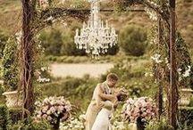 Vintage chic bruiloft / Tips, locaties en bruidsjurken voor een vintage chic bruid.