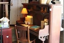 Old Piano's / by Country Girl