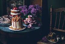 Wedding Cakes + Desserts / To share + savor.