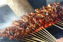 indonesian food / by tyagita nurina