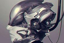 Cyberpunk / by R Deckard