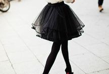 Puffy Skirts / Trends