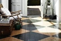 home style | halls + entryways