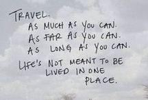 Travel - Sayings