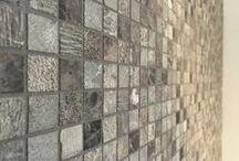 Natuursteen mozaieken / Nibo Stone heeft een uitgebreide collectie natuursteen mozaieken. Prachtig in badkamer, wellnessruimte of buiten onder de overkapping.