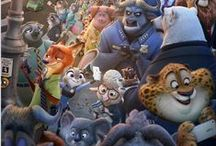 Disney's Zootopia / Welcome to the urban jungle.  Disney's Zootopia opens on March 4, 2016. / by Disney Movie Rewards