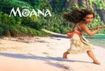 Moana / Walt Disney Animation Studio's Moana sails into theatres November 23! / by Disney Movie Rewards