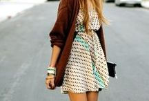 My Type of Style / This board is for the types of clothes I wear and would love to own! / by Rema Kadri