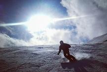 Abruzzo snow