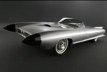 Car, Rocket style