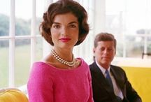 The Kennedys / by Sheryl Ashley