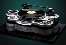 The RECORD PLAYER + / Turntables, Phonographs, Gramophones, Consoles, etc. / by The HITMAN Randy Howley