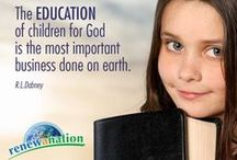 Christian Worldview Quotes / Quotes about Christian worldview and education