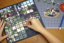 How to Create Mosaic Moments / Learn how to create beautiful scrapbook pages with Mosaic Moments. Collect our scrapbook videos and How-To articles.
