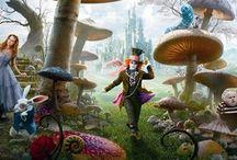 Wonderland. / Alice in wonderland