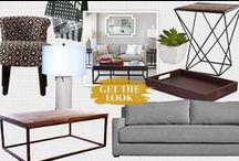 Get The Look / Cop the look of your fave Real Homes!