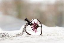 Romantic / creativestudioml, fashion, style, wedding, romantic, jewelry, romantic jewelry, stone, glass, etsy, gift