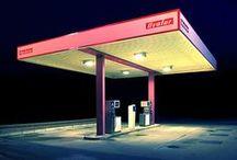 petrol station / architektura stacje benzynowe