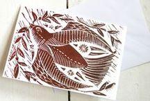 Mangle prints / Inspiration