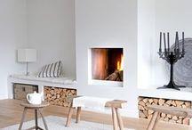 A Cosy Winter Living Room