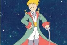 Le Petit Prince, Little Prince, El Principito.