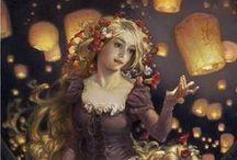 Future Fairy tales / Inspiration