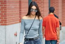 Kendall Jenner -Style