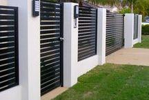 Outdoor Entrance & Fences