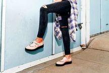 LOOKBOOK ►Spring 2016 / TUK Original Footwear Spring 2016 Lookbook #TUK #TUKshoes #creepers #TUKfootwear