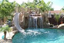 Pools & Spa / Indoor and outdoors pools, spa and whirpools.