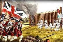 Wars in North America