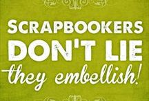 Creative Quotes / Quotes on scrapbooking, crafting, & encouraging creativity