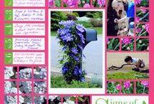 Spring Scrapbook Ideas / Get ideas & inspiration for Spring scrapbook layouts.
