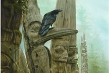 Raven Tales / The Northwest Coast