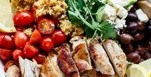 Chiken and Turkey Salads