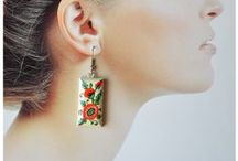 Dress Up | your ears / Earrings are love <3  (okay, okay, with a couple of rings and necklaces too shhh)