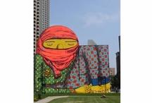 Street Art / Street Art seen in Fes, Beirut, Boston, Amsterdam, Madrid, Rome, Naples and Sicily