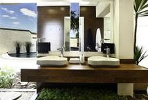 Water Closets / Bathrooms that are far from ordinary! / by RISMedia
