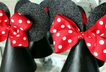 Mickey & Minnie Mouse Birthday Party