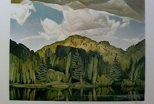 A.J. Casson - painter
