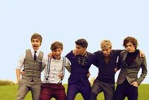 ♪ One direction ♬