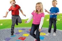 SES Outdoor playing / Be creative outdoor.