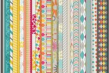Printables - Scrapbook & Journal Paper / by Shelby | Ribbon Paper Yarn