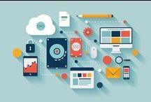 Web Design - Siti internet realizzati / Raccolta di template realizzati individualmente o in collaborazione con agenzie