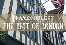 The Best of London / Tips, hints, and ideas for what to see, do, and eat when you are visiting London. The perfect place to get inspired!